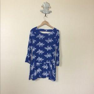 UNCLE FRANK Floral Dress